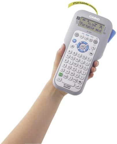 CASIO Hand-Beschriftungsgerät Labelprinter KL-HD1