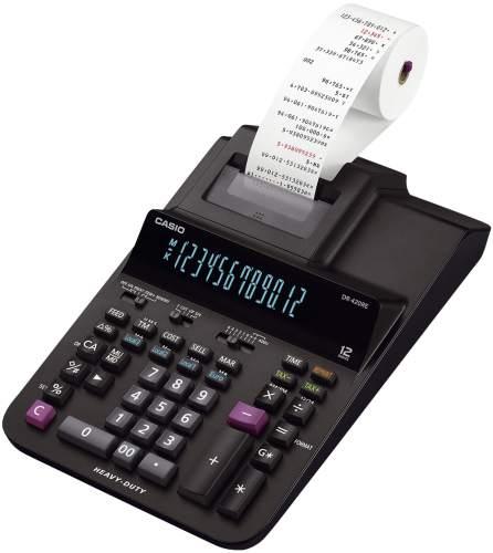 Tischrechner 12-stellig druckend