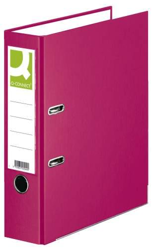 Ordner PP A4 80mm pink