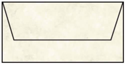Briefhülle DL 5ST sandgelb
