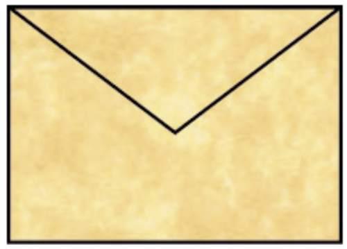 Briefhülle B6 5ST saharabraun