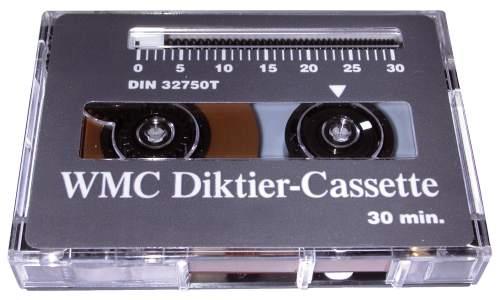 Neutrale Steno-Cassette