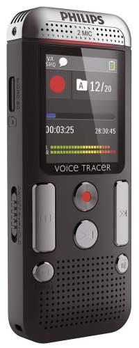 PHILIPS Audiorecorder DVT2510, 8 GB Speicher
