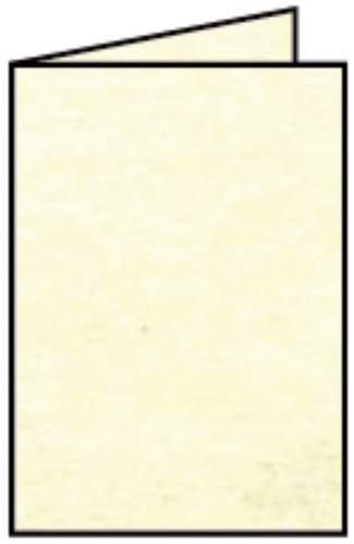Briefkarte A6 HD 5ST chamois