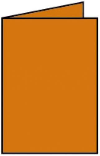 Briefkarte A6 HD 5ST apfelsine
