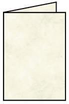 Briefkarte A6 HD 5ST w.grau