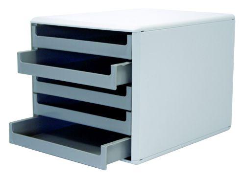 Schubladenbox 5 Laden h.gr/gr