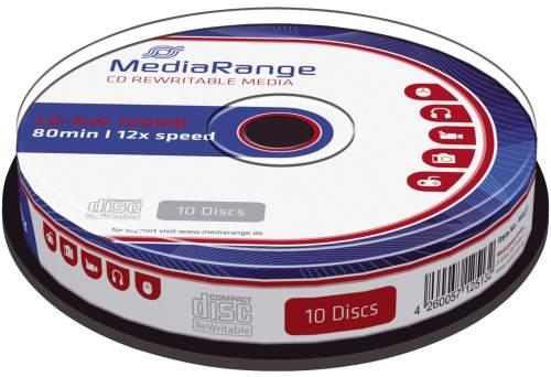 CD-RW 10erSpinde