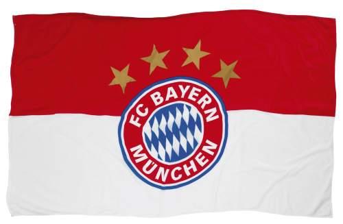 Fahne 150x100cm Logo rot/weiß