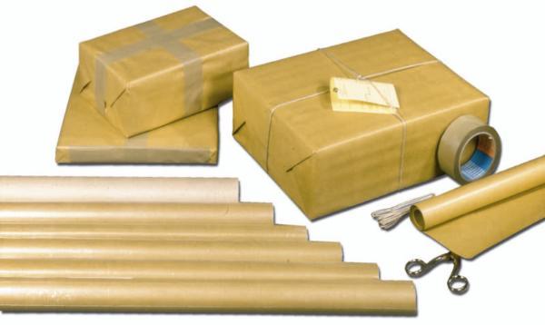 WEROLA Packpapierrolle 70g 10mx100cm