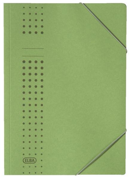#25xEckspanner A4 grün