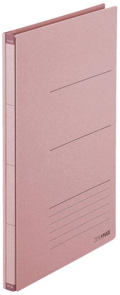 PLUS JAPAN Ablagemappe A4 ZeroMax pink