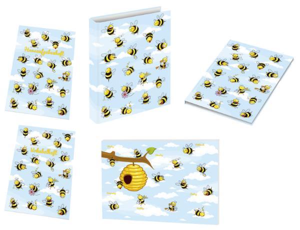 RNK Warenpaket Crazy Bees bunt