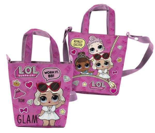 Handtasche Royally rosa