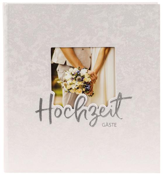 Gästebuch Hand in Hand