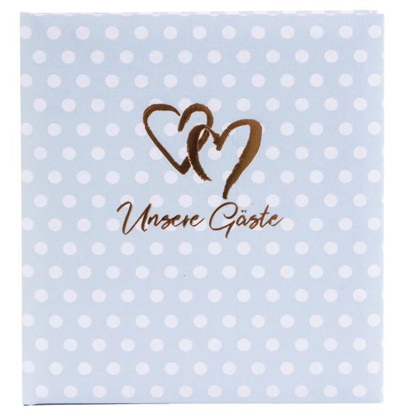 Gästebuch Herz an Herz