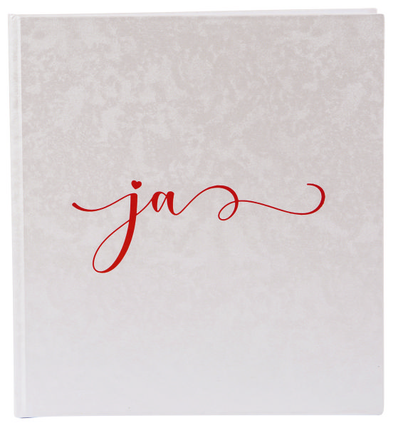 Gästebuch Hochzeit Ja