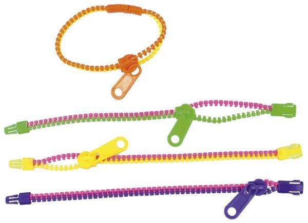 #16xBUDDYS Armbänder Buddys Zip-It 2er-Set
