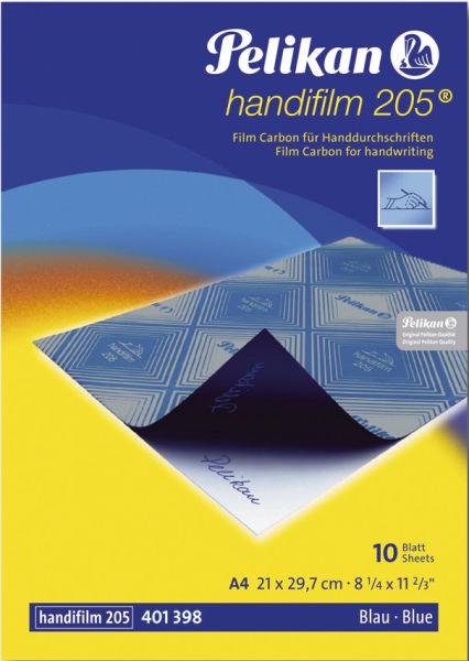 Durchschlag-Papier A4 Handfilm 205 10Bl