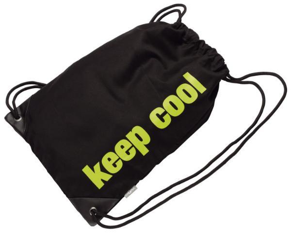 PAGNA Sportbeutel Keep cool schwarz