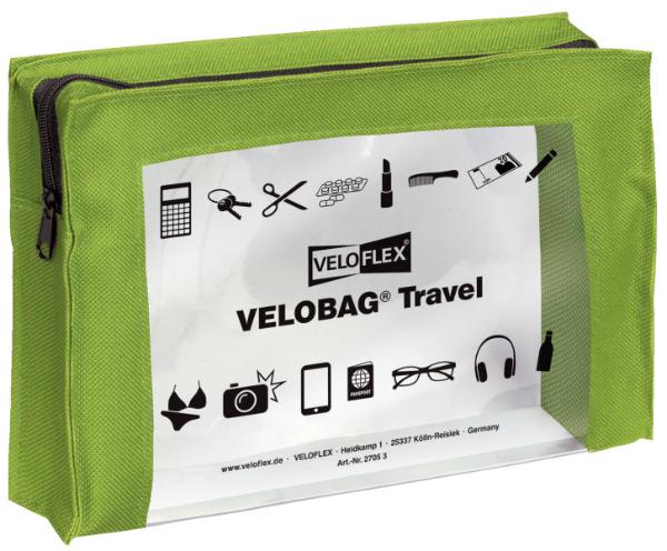 VELOFLEX Allzwecktasche Travel  A5 grün