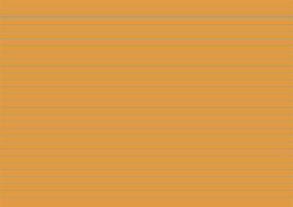 Karteikarte A7 100 ST orange