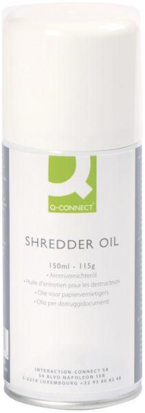 Q-CONNECT Aktenvernichteröl 150ml