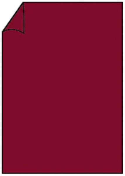 Briefbogen A4 80g 10ST rosso