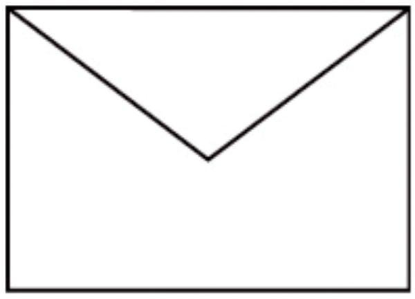 COLORETTI Briefhülle C6 5ST weiß