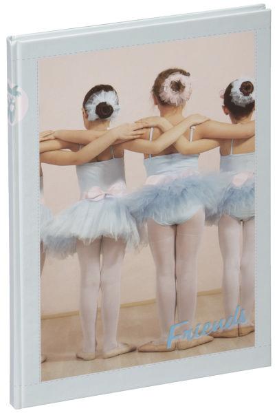 PAGNA Freundebuch A5 Tanzmäuse
