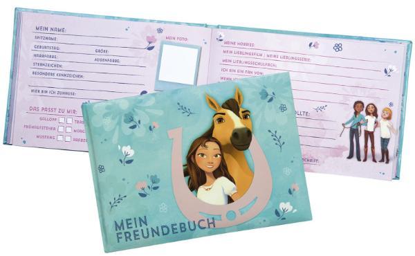 Freundebuch A5 Spirit quer