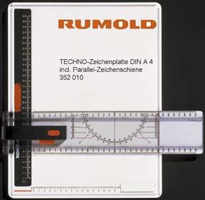Zeichenplatte A3 Techno Rumold