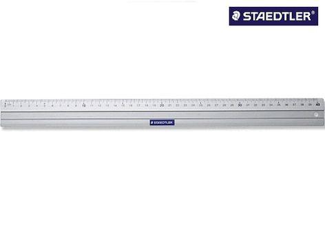 STAEDTLER Metall-Lineal, aus Aluminium, 400 mm