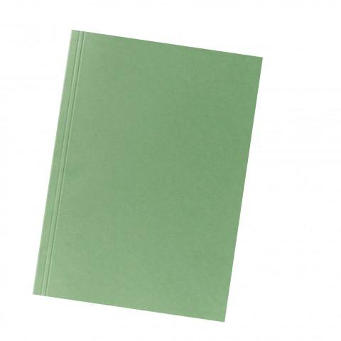 Aktendeckel A4 250G Karton grün
