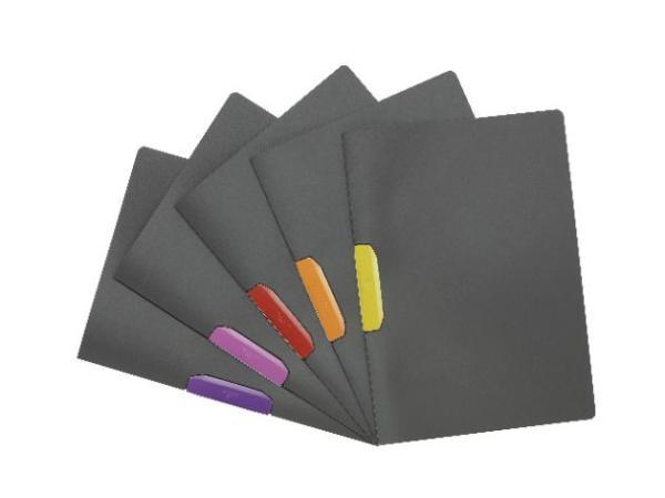 #25xKlemm-Mappe Duraswing Color 30Blatt sortiert