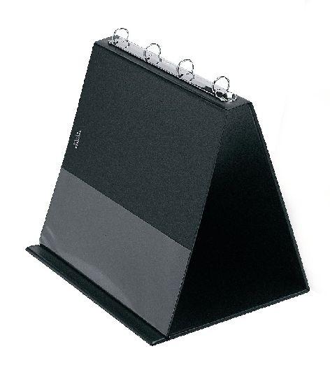 Tisch-Flipchart A4 20Mm 10 Hüllen Schwarz 4101080