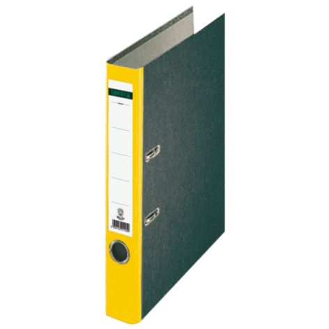 Ordner Standard RB52 A4 gelb