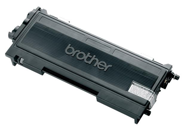 Toner Brother TN-2000 Schwarz ca. 2500 S. bei 5% Deckun