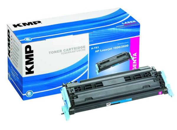 Toner KMP B-T195 55g schwarz für HP