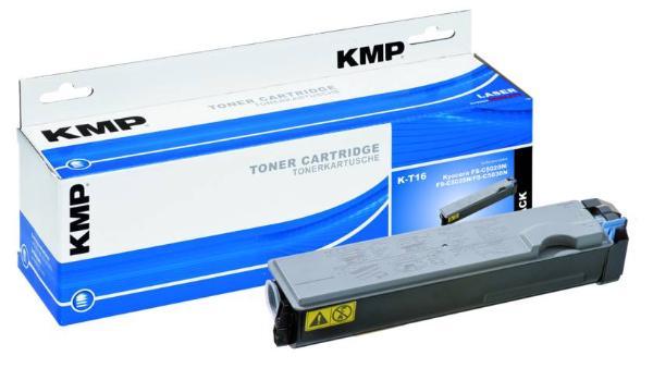 Toner KMP K-T16 schwarz für Kyocera TK-510K