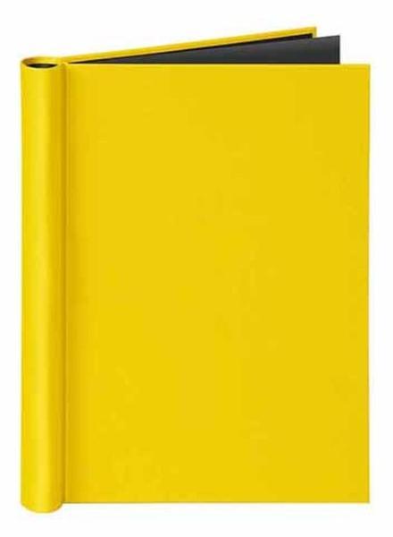 Klemmbinder A4 gelb