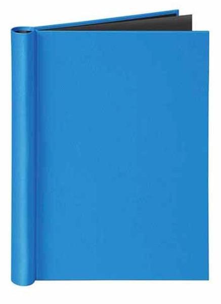 Klemmbinder A4 hellblau
