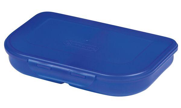 herlitz Brotdose, blau