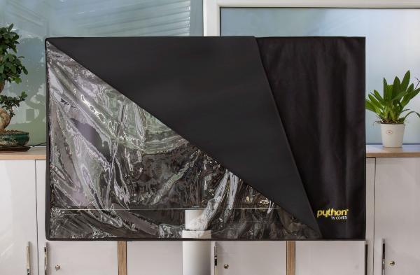Python® Series TV-Cover wetterfester Universalschutz 58 ...