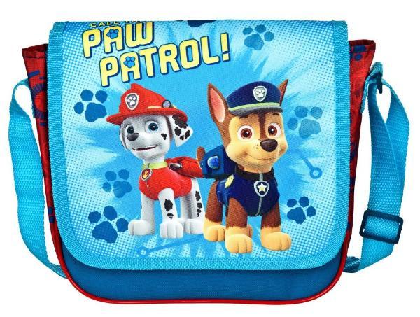 Kindergartentasche Paw Patrol 21x22x8cm