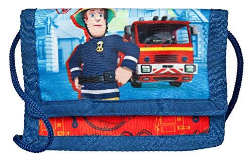 Undercover Geldbörse Feuerwehrmann Sam