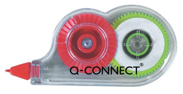 Q Connect KF02131 Korrekturroller Mini 4,2 mm 5m