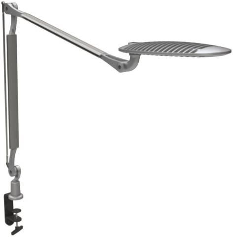 magnetoplan ergonomics LED-Leuchte Wave Light, C-Klemme