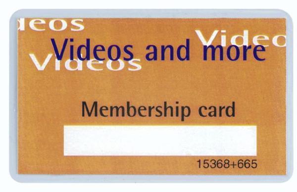 #100xLaminier-Folientasche Kreditkarte 54X86 33810