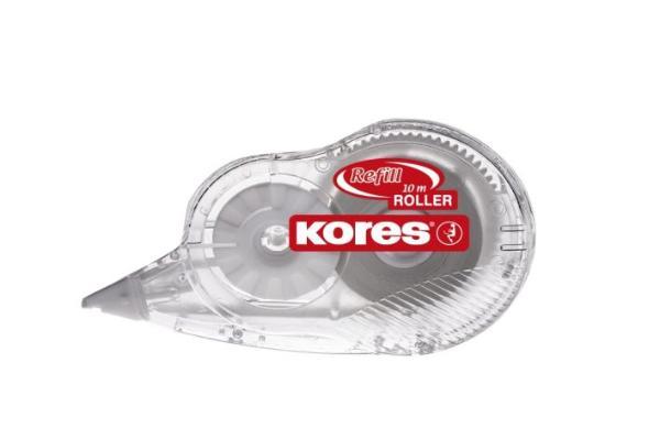 Kores Mehrweg-Korrekturroller Refill, 4,2 mm x 10 m